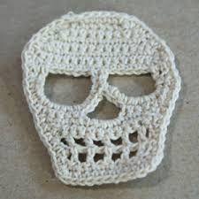 Kuvahaun tulos haulle dead skull crochet pattern free