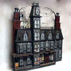 Halloween Advent Calendar Awesome Idea