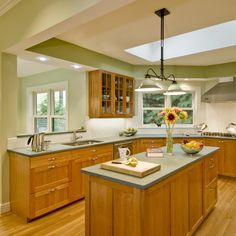 Boston Kitchen Pass Through Kitchen Design Ideas & Remodel Pictures | Houzz