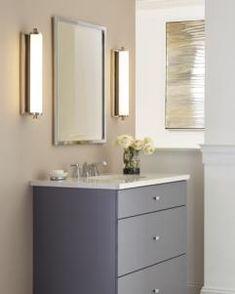 "Bath Sconces WB1751PN,30"" LED Vanity,Polished Nickel"