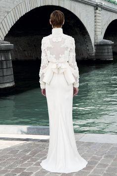 Givenchy Fall 2011 couture collection,