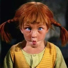 Pippi Longstocking, Funny Kids, Cute Kids, Positive Inspiration, Chica Anime Manga, Film Books, Free Prints, Happy People, Old Photos