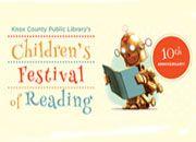 Children's Festival of Reading: Knoxville, TN Worlds Fair Park
