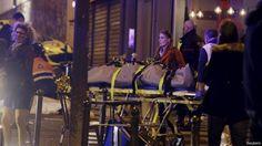 Francia: más de cien muertos por serie de ataques en París - BBC Mundo