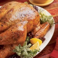 Thanksgiving Turkey Recipes   Spoonful