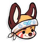 Chibi head Echo by griffsnuff on deviantART