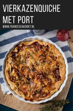 Happy Foods, Frittata, Couscous, I Love Food, Fried Chicken, Food Blogs, Tart, Fries, Favorite Recipes