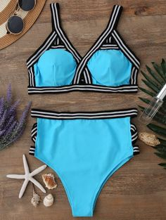 GET $50 NOW | Join Zaful: Get YOUR $50 NOW!http://m.zaful.com/high-waisted-spaghetti-straps-bikini-set-p_199707.html?seid=2857971zf199707