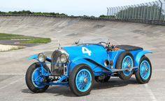 LE MANS 1925 - Lorraine Dietrich B3-6  #4 -  Stalter - Édouard Brisson
