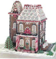 whoville gingerbread village