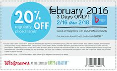 Walgreens coupons & Walgreens promo code inside The Coupons App. off at Walgreens, or online via promo code May Walgreens Coupons, Online Coupons, Grocery Coupons, Free Printable Coupons, Printable Cards, Free Printables, Dollar General Couponing, Coupons For Boyfriend, Love Coupons