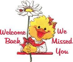 Welcome back, Mariana! She says in La Taberna de Don José that she was offline spending some quality time with her family and friends. Let's all welcome her back! Mariana, you've been missed! Welcome Back Images, Welcome Back To Work, Welcome To The Group, Welcome Back Sign, Yorkshire Rose, Photos For Facebook, We Missed You, Work Humor, Work Funnies