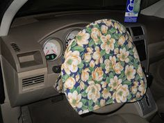 I made these Steering Wheel covers for fun, and I've found that my friends love having one. I've been asked for the pattern. I made the...