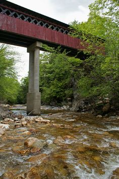 The rivers of East Arlington | 34 Reasons Vermont Is The Most Beautiful Place In The World