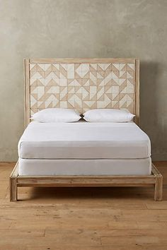 Sura Bed - anthropologie.com haha, if I won the lottery.
