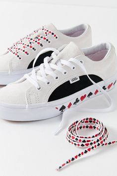 159629cb2c8a Vans UO Playing Card Lampin Suede Sneaker