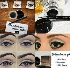 Delineador em gel Mary Kay. Perfeito! Mary Kay Eyeshadow, Eyeshadow Looks, Makeup Tips, Eye Makeup, Imagenes Mary Kay, Mary Kay Brasil, Mary Kay Cosmetics, Skin Care Remedies, Pretty Eyes