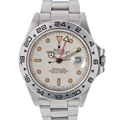 Branded & Luxury Watches For Men White Watches For Men, Luxury Watches For Men, Vintage Rolex, Vintage Watches, Timex Watches, Wrist Watches, Men's Watches, Luxury Gifts For Men, Accessories