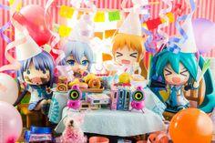 Nendoroids party 2