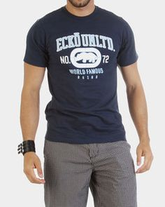 Camiseta Ecko Unltd Estampada Azul Marinho: http://www.compramais.com.br/masculino/camisetas/camiseta-ecko-unltd-estampada-azul-marinho-21eke1az30/