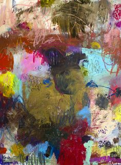 ABSTRACT ART Canvas Print of Soft Limits