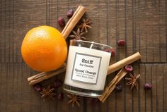 Blog » Sniff Soy Candles