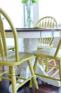 24 best drop leaf table images furniture projects painted rh pinterest com