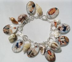 It's great to see you having fun with resin!!  Check out this amazing bracelet created by Connie in Satsuma, FL.  She used the Little Windows Small Oval Photo C