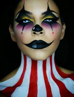 Joker/clown/freakshow