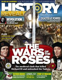 Get your digital subscription/issue of History Revealed-August 2015 Magazine on Magzter and enjoy reading the magazine on iPad, iPhone, Android devices and the web. Bbc History, Butlins, History Magazine, Wars Of The Roses, Lewis And Clark, Vivid Imagery, Greatest Adventure, Ancient Rome