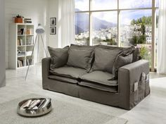 "Toller Look! Das Design-Sofa ""Nora"""