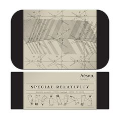"""The Australian brand AESOP put out fabulous kits with a selection of their most praised products. They all have cool names and design like this one, the """"special relativity"""". Not only do I appreciate their products, I love their kits idea. What I am less fond of is their high price but still, from time to time, you have to take care of yourself!"""
