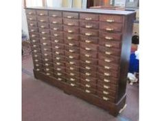 Antique Apothecary Cabinet for Homeopathic Remedies, ca.1850-1860, 72 drawers ,Beverly MA, United States,FVStore.com