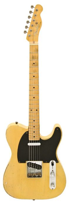 Fender Electric Guitar | 1954 Fender Telecaster | Rainbow Guitars