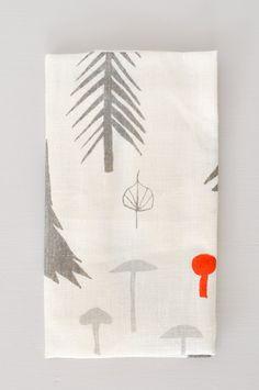 Tea Towel - Forest