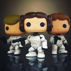 Star Wars - Funko Pop!