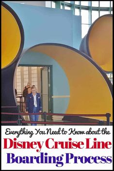 Everything you need to know about the boarding process for a Disney Cruise at Port Canaveral. Learn all the Disney Cruise Secrets! Top Cruise, Best Cruise, Cruise Travel, Cruise Vacation, Vacation Destinations, Disney Travel, Vacation Trips, Vacation Ideas, Cruise Trips