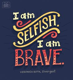 I am selfish. Illustration by Risa Rodil Book Quotes, Words Quotes, Life Quotes, Sayings, Qoutes, Pixar Quotes, Magic Quotes, Motivational Quotes, Inspirational Quotes