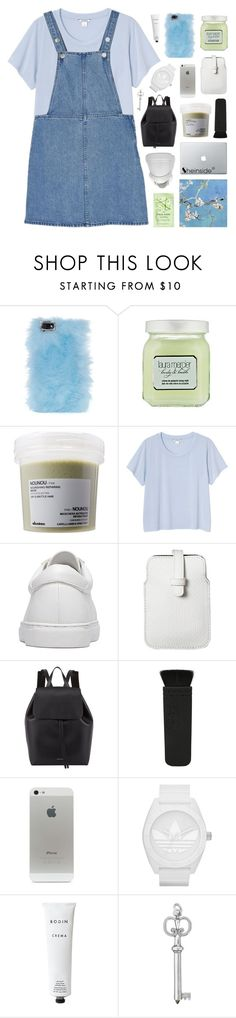 """-- searching high, searching low"" by feels-like-snow-in-september ❤ liked on Polyvore featuring Skinnydip, Laura Mercier, Davines, Monki, Mossimo, Mansur Gavriel, adidas, Rodin Olio Lusso, H&M and jadyns3kchallenge"