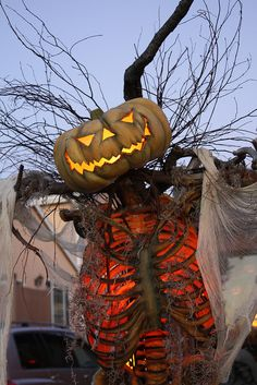 Scarecrow 2010 by halloween_guy, via Flickr