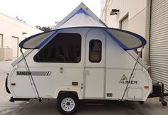 Aliner Awning Ideas A Frame Folding Pop Up Camp Trailers