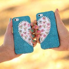 Protector de celular (: