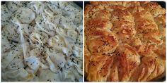 Sodalı Börek  Patatesli Börek  Sodalı Patatesli Börek   Geçtiğimiz günlerde,önceden oturduğum semtteki komşularımı ziyarete gittim..  Ö...
