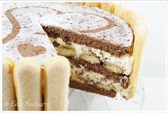 Tiramisu ist ja schon lange ein italienischer Dessertklassiker jedoch habe ich ihn in dieser Tiramisutorte neu interpretiert.