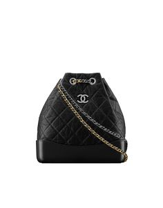 dbf998ac7657 Chanel 2017, Chanel Cruise, Small Backpack, Black Backpack, Chanel  Backpack, Chanel