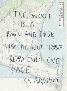 Travel the world ~ then write about it ~ that would be a book worth reading •*¨*•.¸¸• ♪ ☆✿⁀⋱‿❀