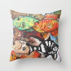 clever one Throw Pillow by sladja - $20.00 My Design, Clever, Throw Pillows, Toss Pillows, Cushions, Decorative Pillows, Decor Pillows, Scatter Cushions