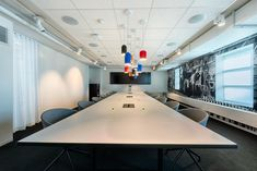 The Wonderfully Designed Offices of Spotify in New York City - Officelovin