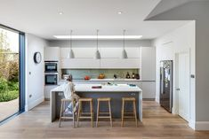 Dunmore Road House / Granit Architects