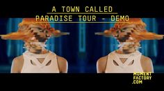 TIESTO - A town called Paradise [DEMO]